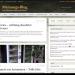 Neues Design und WordPress 2.8