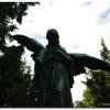 Engel auf dem Nordfriedhof