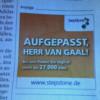 Neuer Job für Louis van Gaal gefällig?