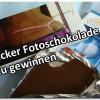 3 Mal Fotoschokolade geschenkt