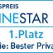 Das Meinungs-Blog ist OnlineStar 2011